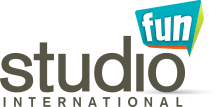 Logo for Studio Fun International