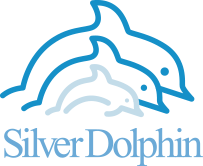 Logo for Silver Dolphin Books