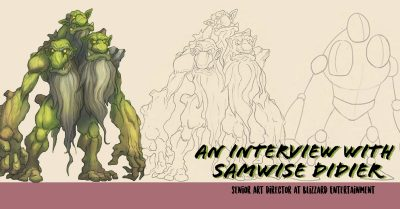 An Interview with Samwise Didier